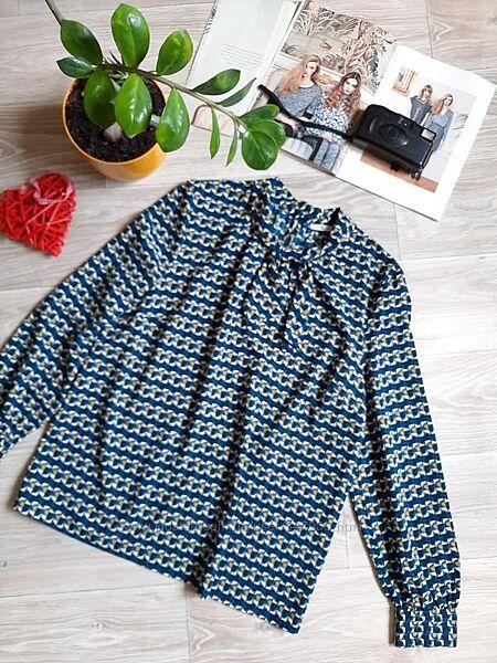 TU стильная блузка р 14 сток
