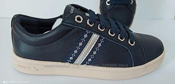 Кроссовки кожаные Geox 28-35 размеры