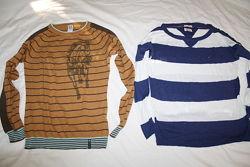 Пуловеры Tommy Hilfiger и Burton