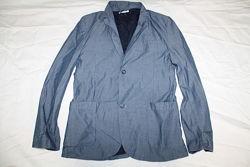 Котоновый пиджак H&M состояние нового