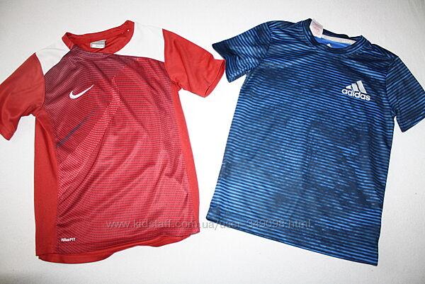 Спортивные футболки Адидас и Найк  оригинал