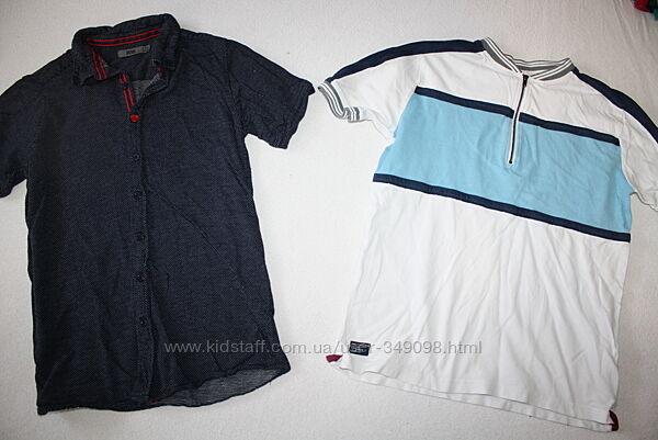 Фирменные футболки 11-12 лет