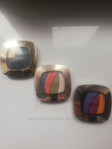 Тени для век l&acuteoreal color riche Лореаль Колор рич