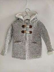 Пальто на мєху