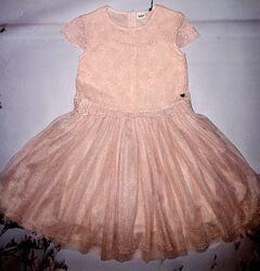 Платье Blu kids, Италия  , нарядное , 8 лет