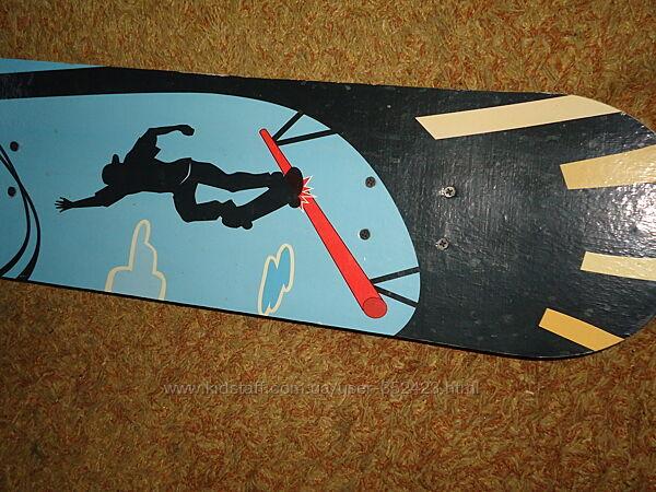 Скейт трюковой в идеале 80х20 см