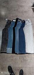 Клеш, трубы, широкие джинсы