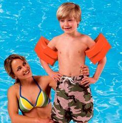 Нарукавники для плавания Intex от 6 лет