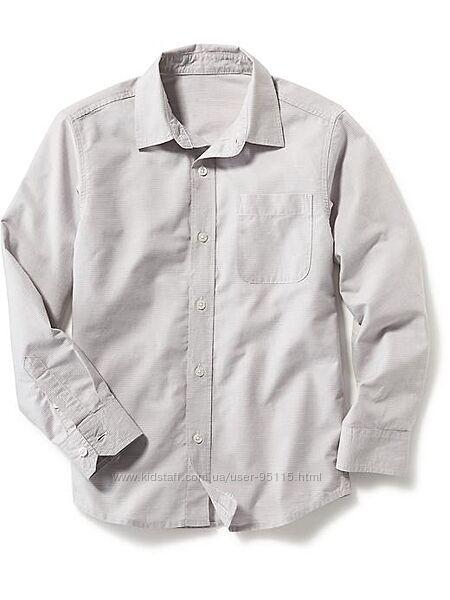Качественная фирменная рубашка Old Navy. Новая. Хлопок.