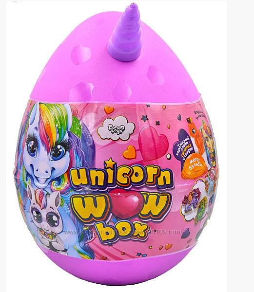 Подарочный набор для творчества Unicorn WOW Box UWB-01-01