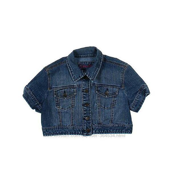 Деним кроп , укороченная куртка, джинс