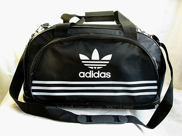 Сумка adidas . Спортивная сумка. Дорожная сумка .