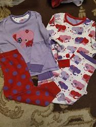 Пижамы Mothercare и Робинзон