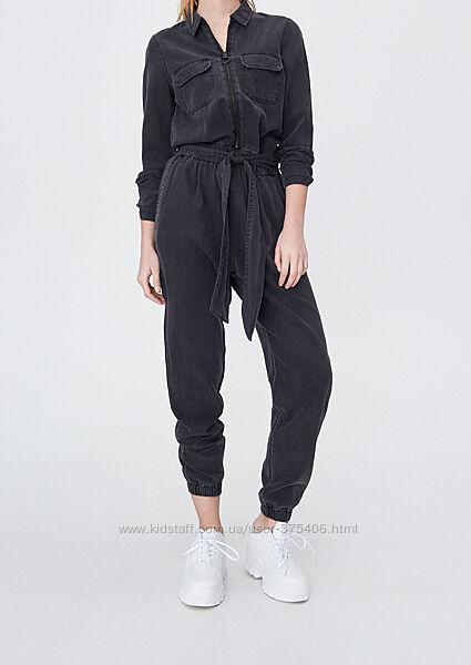 Комбинезон в рабочем стиле - штаны. модель zara
