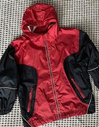 Куртка - ветровка, дождевик. Рост 128-134