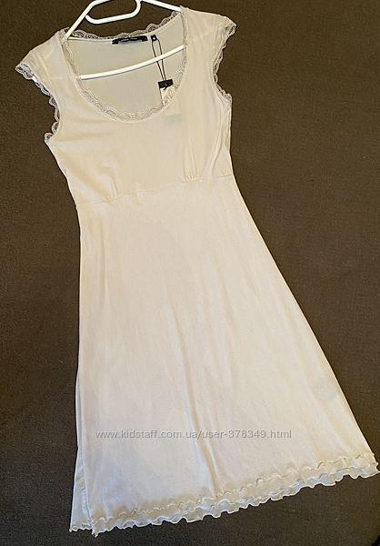 Платье нежнейшее Yaya, кремовое 44-46рр