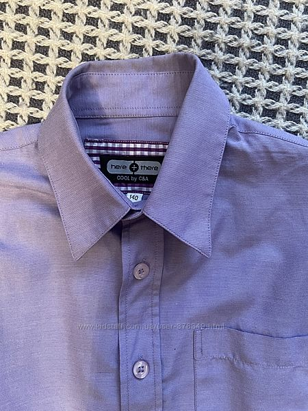 Рубашка C&A, рост 140