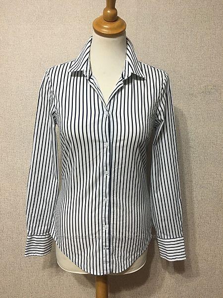 Рубашка жен. Zara, хлопок, р. S, Марокко