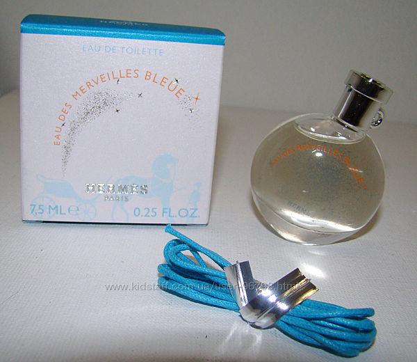 Миниатюра Eau des Merveilles Bleue Hermes. Оригинал