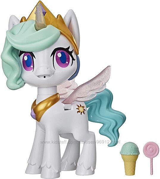 My Little Pony Magical Kiss Unicorn Princess Celestia принцесса Селестия