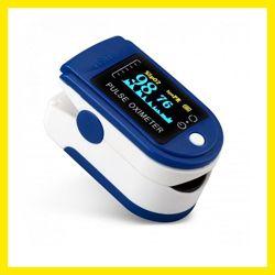 Пульсоксиметр медицинский для измерения пульса и кислорода