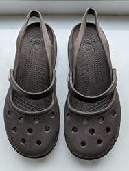Сrocs женская обувь сабо W7 23-23, 5cм Вьетнам состояние отличное oригинал