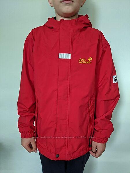Куртка Jack Wolfskin 10 лет 140 см Тайланд