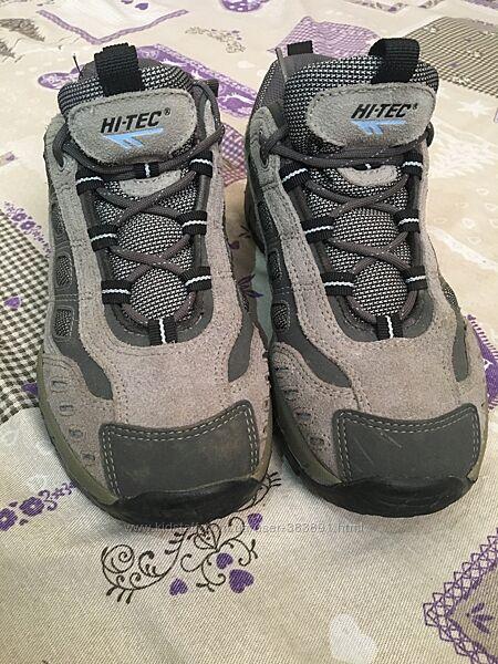 ботинки НI TEC