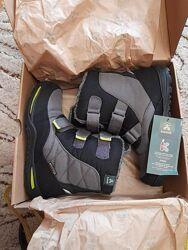 Зимние ботинки Kamik Henrik Waterproof, оригинал, р.34, в идеал. состоянии