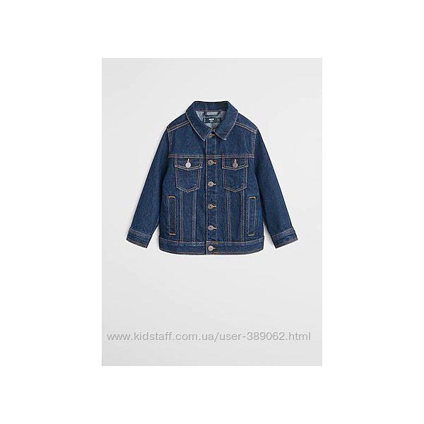Джинсовая куртка Mango 5, 6 лет