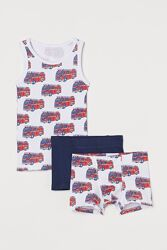 Комплект H&M майка и трусы для мальчика