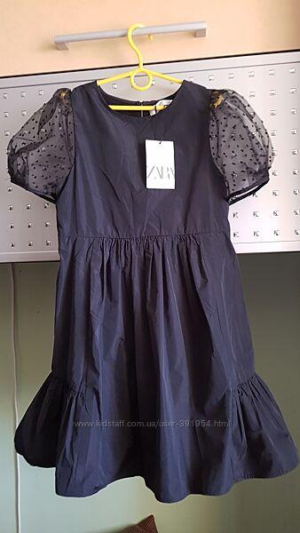 Продаю нове красиве плаття на дівчинку zara, 152 розмір
