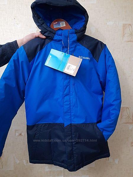Зимняя куртка Columbia оригинал.