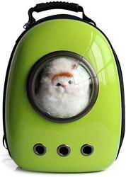 Космический Рюкзак для котов и собак некрупных пород. Сумка для животных