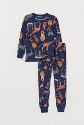 H&M. Классная пижама сафари. Размеры 116 122 134