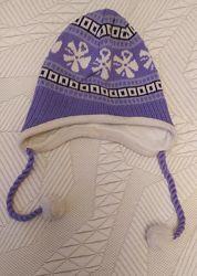 Продам шапку Lenne б. у, размер 52