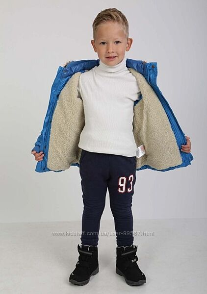 Теплая дутая куртка еврозима р.98-152 распродажа Англия