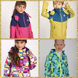 Демисезонные куртки PIDILIDI Чехия р. 86-158 премиум-качество