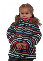 Зимняя курточка на девочку р.146,152 до -30 PIDILIDI Чехия премиум-качество