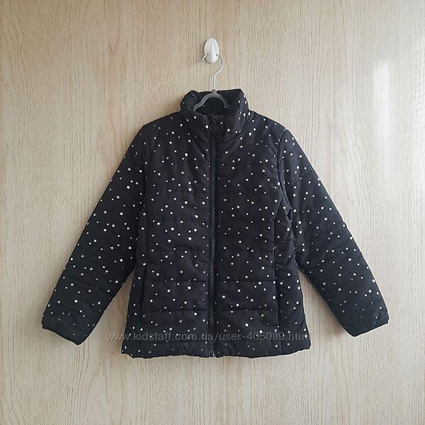 Курточка H&M, лёгкая демисезонная. Размер 7-8 лет. См. замеры.