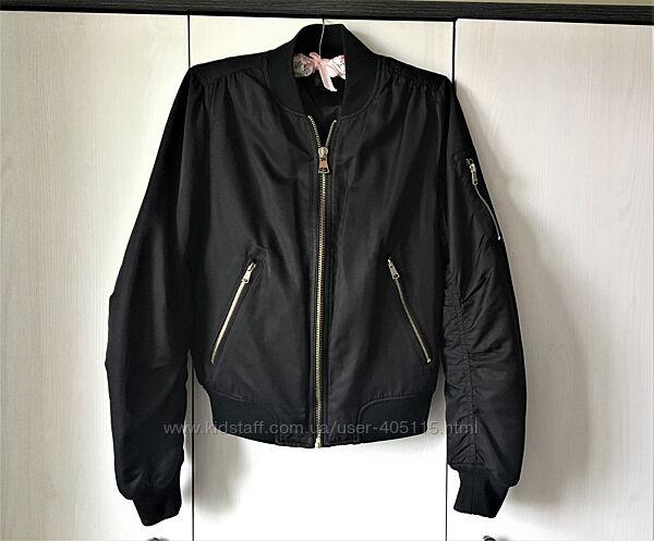 Куртка -бомбер TOP SHOP 36р. XS-S