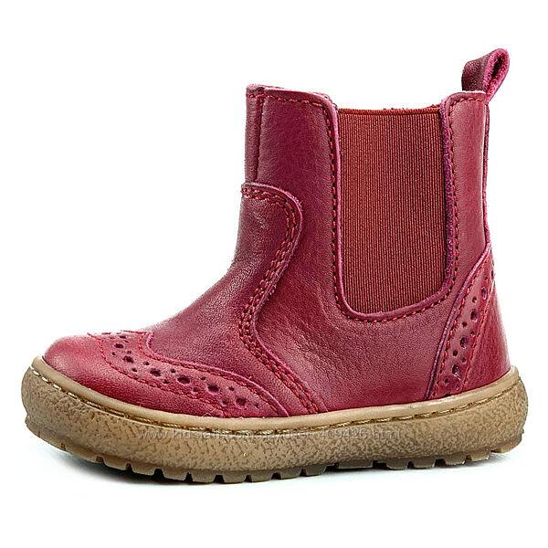 Детские демисезонные ботинки Bisgaard Португалия