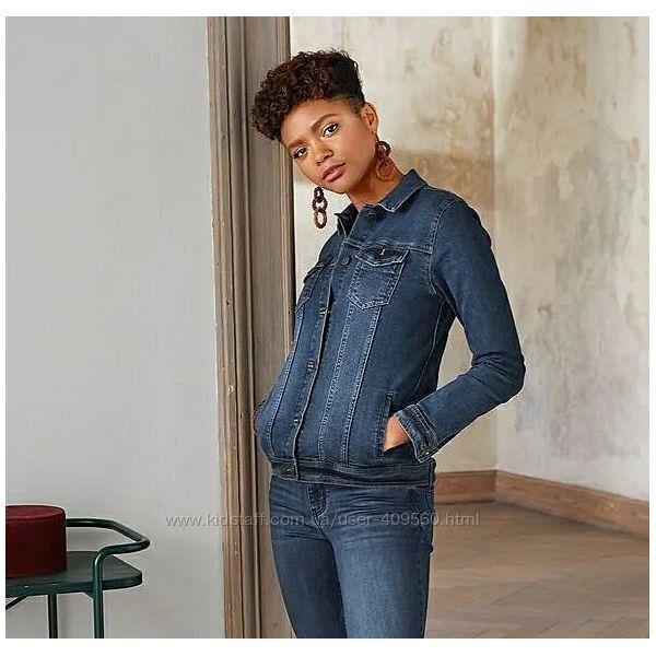 Джинсовые курточки Esmara р. евро 36,38,40