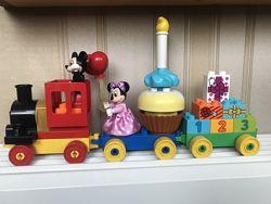 Lego Mickey and Minnie Birthday Parade 10597