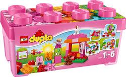LEGO Duplo Кращі друзі курочка і кролик 10571