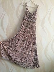 Платье сарафан длинное H&M новое L