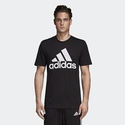 Футболка Adidas Must Haves Badge of Sport Tee DT9933 DT9932