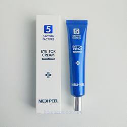 Крем вокруг глаз с пептидами MEDI-PEEL 5GF Eye Tox Cream 40 мл