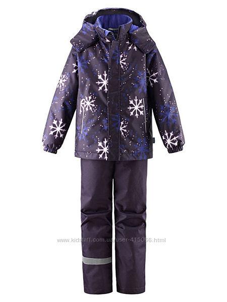 Lassie by Reima Зимние комплекты куртка и комбинезон от 80 до 128р. Оригин