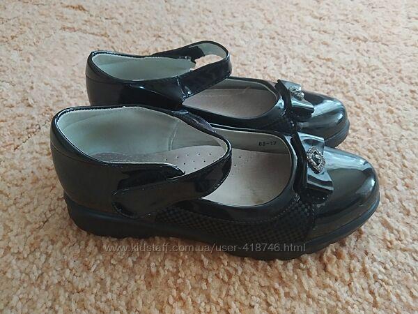 Красивые туфельки р.31